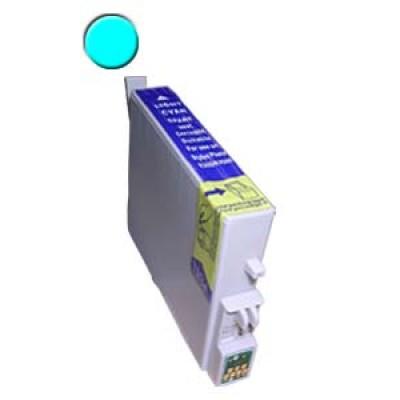 Remanufactured Epson T048520 light cyan ink cartridge