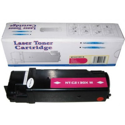 Compatible Dell T109C high yield magenta laser toner cartridge