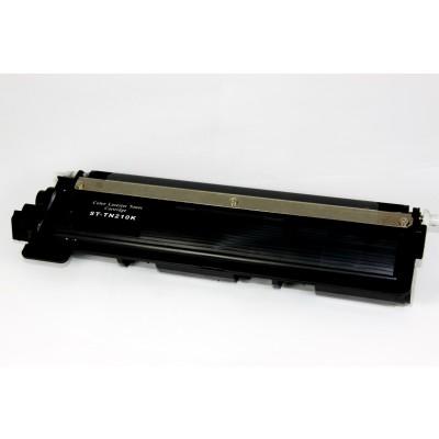 Compatible Brother TN210BK black laser toner cartridge