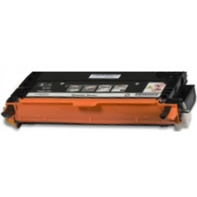 Compatible Xerox 106R01394 high yield yellow laser toner cartridge