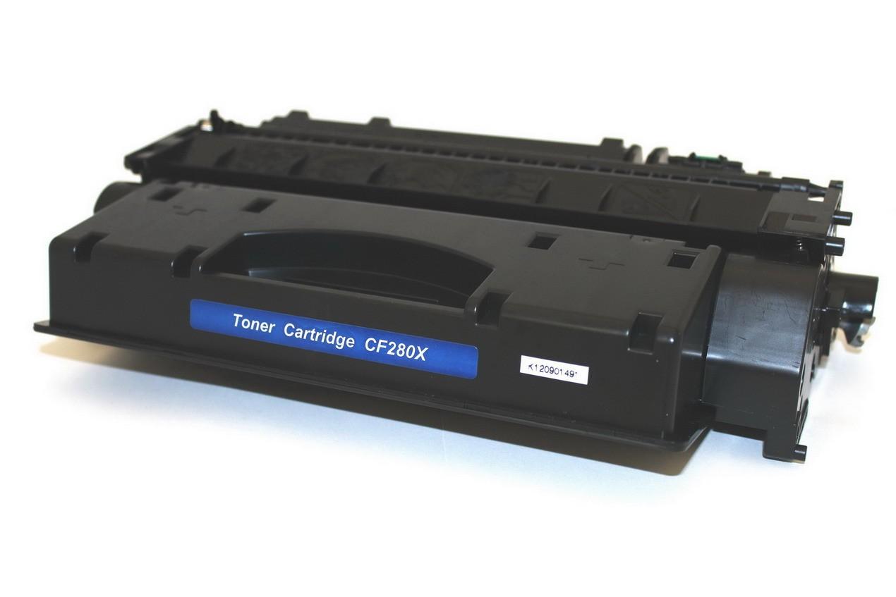 compatible hp cf280x hp 80x black laser toner cartridge. Black Bedroom Furniture Sets. Home Design Ideas