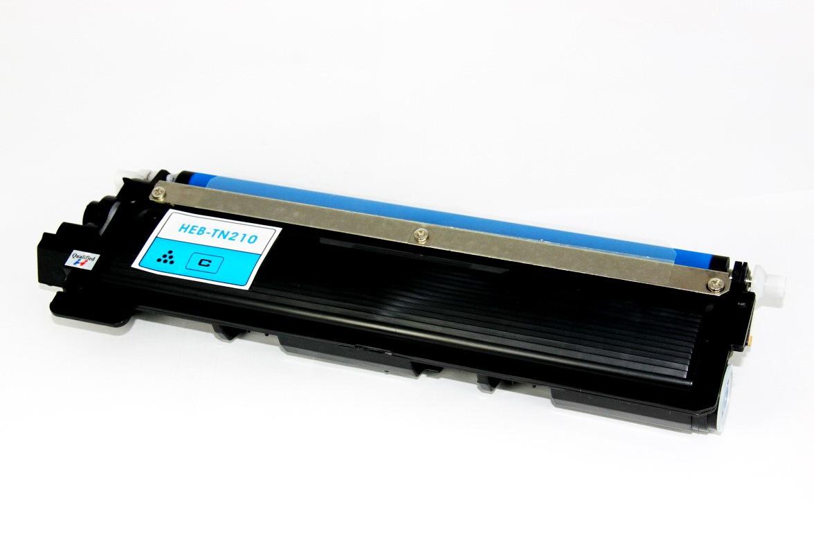 Compatible Brother Tn210c Cyan Laser Toner Cartridge