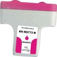 Remanufactured HP C8772WN (#02) high yield magenta ink cartridge