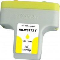 Remanufactured HP C8773WN (#02) high yield yellow ink cartridge