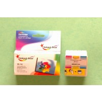 Compatible Epson S020110 color inkjet cartridge