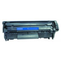 Compatible HP Q2612X (HP 12X) high yield black laser toner cartridge