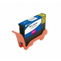 Compatible Lexmark 150XL (14N1616) high yield magenta ink cartridge
