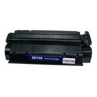 Remanufactured HP Q2613X (HP 13X) high yield black laser toner cartridge