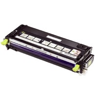 Compatible Dell 330-1204 (G485F) high capacity yellow laser toner cartridge