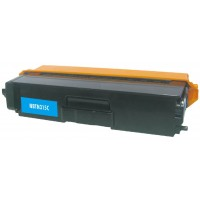 Compatible Brother TN315C high yield (replacing TN310C standard yield) cyan laser toner cartridge