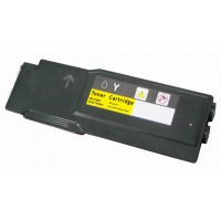 Compatible Dell 331-8430 extra high yield yellow laser toner cartridge