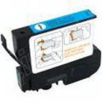 Remanufactured Epson T042220 cyan ink cartridge
