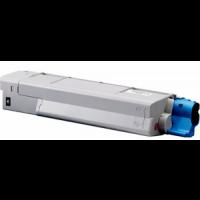 Compatible Okidata 43324404 black laser toner cartridge