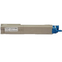 Compatible Okidata 43459304 black laser toner cartridge