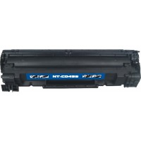 Compatible HP CB435A (HP 35A) black laser toner cartridge