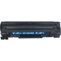 Compatible HP CB436A (HP 36A) black laser toner cartridge