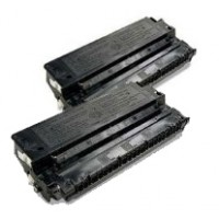 Compatible Canon E20/E40 black laser toner cartridge - 2 pieces