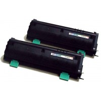 Remanufactured HP 3900A (HP 00A) black laser toner cartridge (2 pieces)