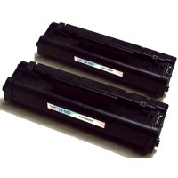 Remanufactured HP 3906A (HP 06A) black laser toner cartridge (2 pieces)