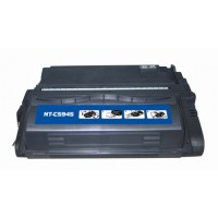 Remanufactured HP Q5945A (HP 45A) black laser toner cartridge