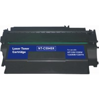Remanufactured HP Q5949X (HP 49X) high yield black laser toner cartridge