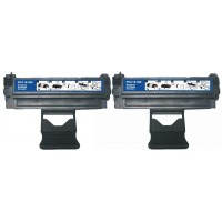 Compatible alternative to Samsung ML1610D2 black laser toner cartridge (2 pieces)