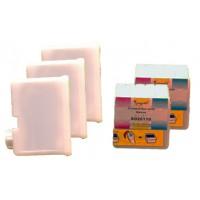 Compatible Epson S020093 black (3 pieces) and S020110 color (2 pieces) inkjet cartridges