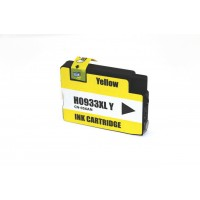 Remanufactured HP CN056AN (933XL) high yield yellow ink cartridge