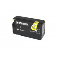 Remanufactured HP CN045AN (950XL) high yield black ink cartridge