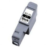 Compatible Canon BCI-24BK black ink cartridge