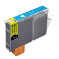 Compatible Canon BCI-6C cyan ink cartridge