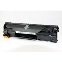 Compatible Canon 3500B001AA (128) black laser toner cartridge