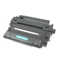 (MICR) Remanufactured HP CE255X (HP 55X) high yield black laser toner cartridge