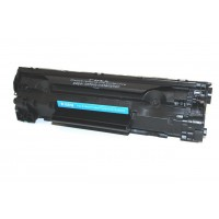 Compatible HP CE278A (HP 78A) black laser toner cartridge