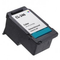 Remanufactured Canon CL-246XL color ink cartridge