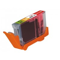Compatible Canon CLI-8C cyan ink cartridge