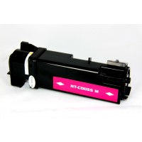 Remanufactured Dell KU055 (310-9064) high yield magenta laser toner cartridge