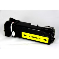 Remanufactured Dell KU054 (310-9062) high yield yellow laser toner cartridge