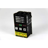 Compatible Dell T106N (Series 23) high capacity color ink cartridge