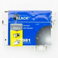 Remanufactured Epson T098120 high yield black ink cartridge