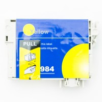 Remanufactured Epson T099420 yellow ink cartridge