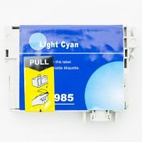 Remanufactured Epson T099520 light cyan ink cartridge