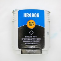 Remanufactured HP C4906AN (HP 940XL) high yield black ink cartridge
