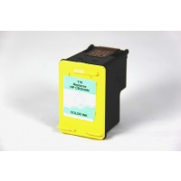 Remanufactured HP CB304AN (No. 110) tri-color ink cartridge
