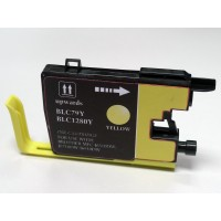 Compatible Brother LC79Y extra high yield yellow ink cartridge
