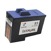 Remanufactured Lexmark 18L0042 (No. 83) color ink cartridge
