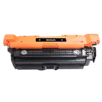 Compatible HP CE264X (HP 646X) high yield black laser toner cartridge