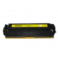 Remanufactured HP CE412A (HP 305A) yellow laser toner cartridge