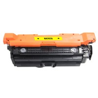 Remanufactured HP CF032A (HP 646A) yellow laser toner cartridge