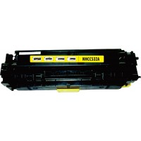 Remanufactured HP CC532A (HP 304A) yellow laser toner cartridge